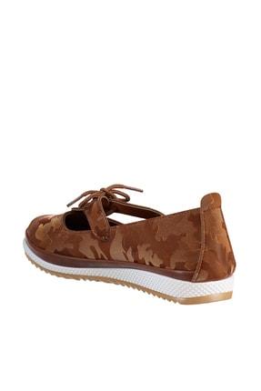 Soho Exclusive Taba Kadın Casual Ayakkabı 16101 4
