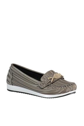 Soho Exclusive Füme Kadın Casual Ayakkabı 16063 4