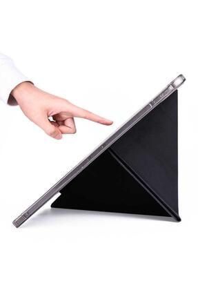 TEKNETSTORE Apple Ipad Pro 11 2020 2. Nesil Kılıf Premium Standlı Katlanabilir Kılıf Kalemlikli Ipad Trifolding 2