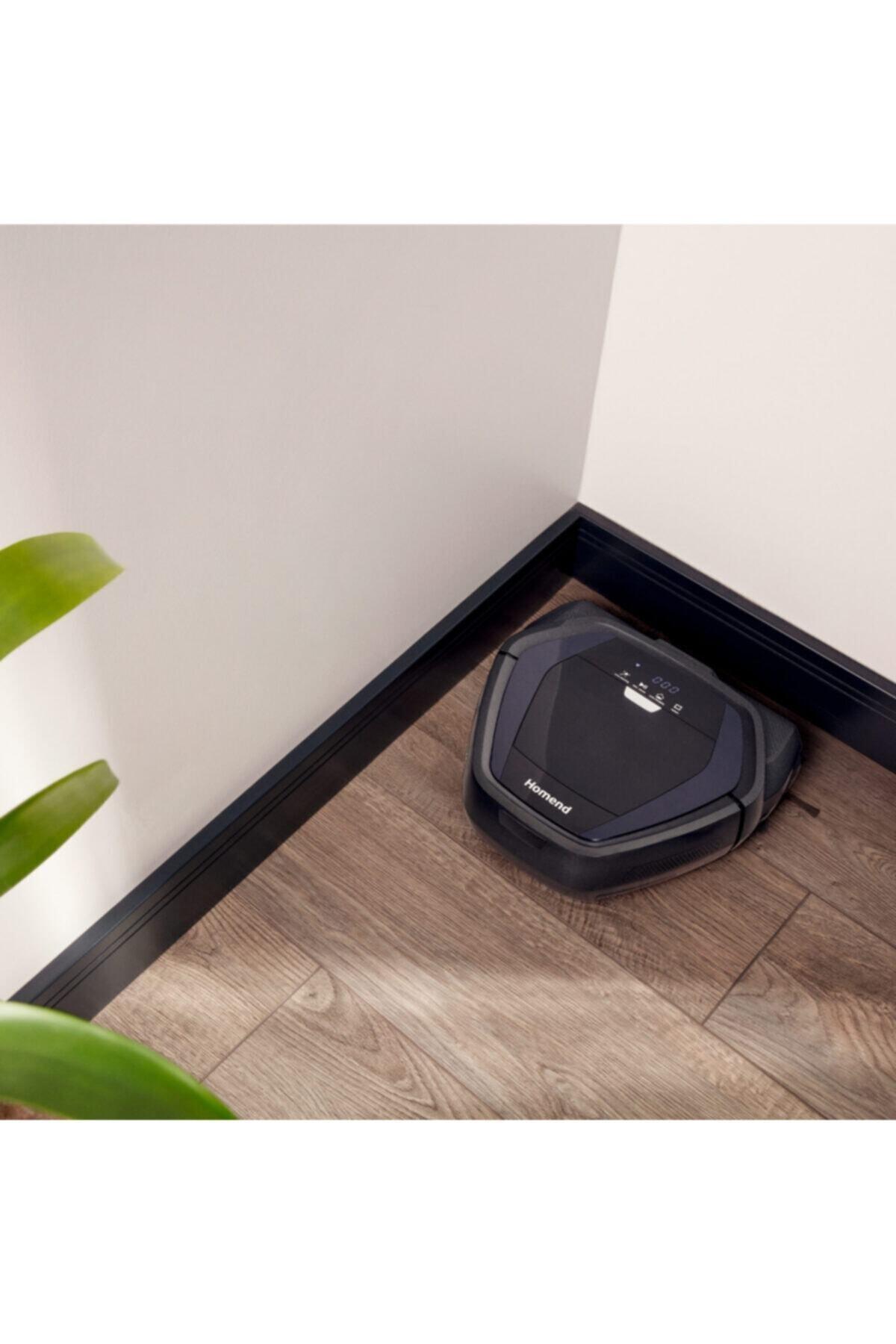 HOMEND Alex Pro 1290h Kameralı Akıllı Robot Süpürge Fiyatı, Yorumları -  Trendyol