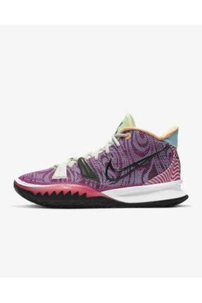Nike Unisex Mor Kyrie 7 Creator Ayakkabı 0