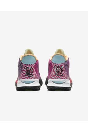 Nike Unisex Mor Kyrie 7 Creator Ayakkabı 4