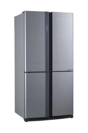 Sharp Sj-ex820f-sl Gardrop Tipi Buzdolabı 0
