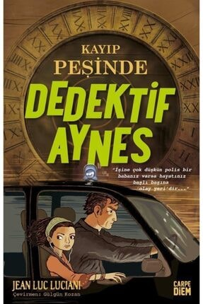 Carpe Diem Kitapları Kayıp Peşinde (dedektif Aynes) 0