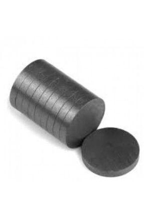 StoktanBunlar Mıknatıs Siyah Küçük 15x3mm 70 Adet 0