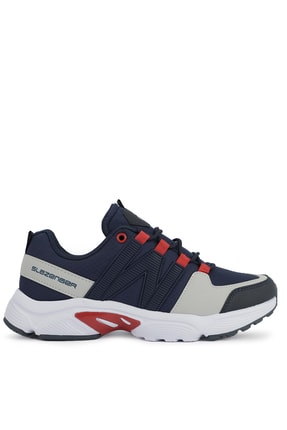 Slazenger Zookeeper Sneaker Erkek Ayakkabı Lacivert Sa11re354 0