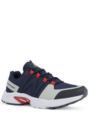 Slazenger Zookeeper Sneaker Erkek Ayakkabı Lacivert Sa11re354 1