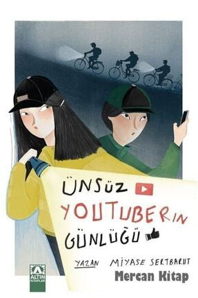 Altın Kitaplar - Çocuk Kitapları Ünsüz Youtuberın Günlüğü 0