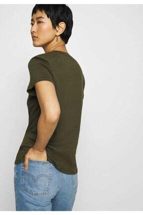 Tommy Hilfiger Kadın Basic Tshirt 3