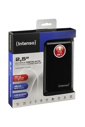 Intenso 2,5' Taşınabilir Hdd 3.0 1tb Siyah 2