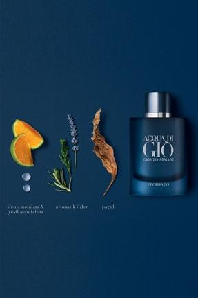 Giorgio Armani Acqua Di Gio Profondo Edp 75 ml Erkek Parfüm Seti 3614273375856 1