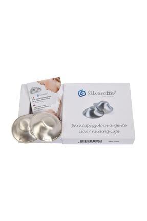 Silverette Orijinal Gümüş Göğüs Ucu Koruyucu Kapakları 3