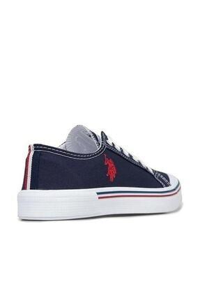US Polo Assn PENELOPE Lacivert Kadın Sneaker 100249231 1
