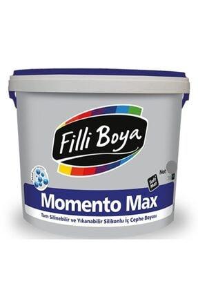 Filli Boya Momento Max 1.25lt Renk: Armen40 Soft Mat Tam Silinebilir Iç Cephe Boyası 1