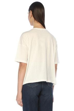 Beymen Club Sea Sailing Ocean Beyaz Taş Baskılı T-shirt 2