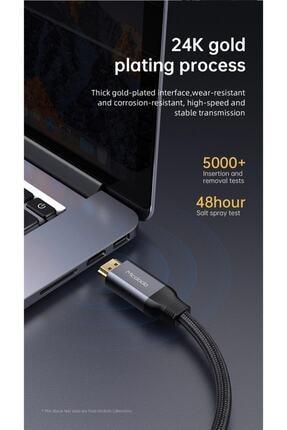 Mcdodo Hdmi To Vga Dönüştürücü Kablo 2 Metre 3