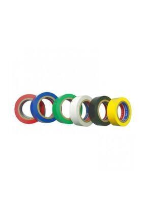 DİRİLİŞ Yayke Renkli Elektrik Bandı 10 Lu Izole Bant 1