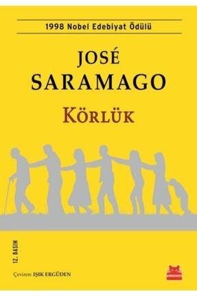 Kırmızı Kedi Yayınları Körlük Jose Saramago 0