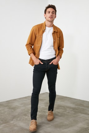 TRENDYOL MAN Siyah Erkek Skinny Jeans TMNSS20JE0242 2