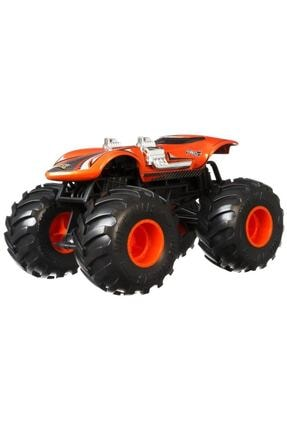 HOT WHEELS Monster Trucks 1:24 Arabalar Twin Mill Fyj83-gjg70 0
