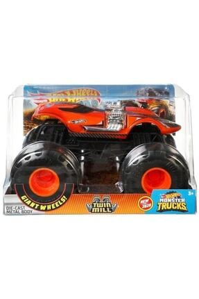 HOT WHEELS Monster Trucks 1:24 Arabalar Twin Mill Fyj83-gjg70 1