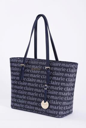 Marie Claire Kadın Lacivert Omuz Çantası Rain Mc212101064 2