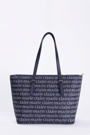 Marie Claire Kadın Lacivert Omuz Çantası Rain Mc212101064 4