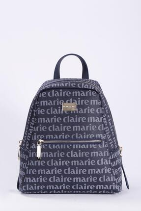 Marie Claire Kadın Lacivert Sırt Çantası Lisa Mc212102003 1