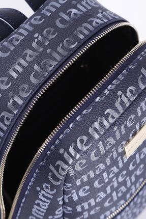 Marie Claire Kadın Lacivert Sırt Çantası Lisa Mc212102003 4