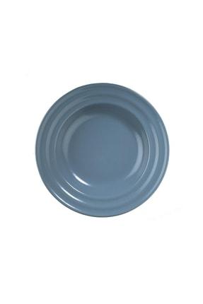 Kütahya Porselen Gri New Tuvana  Yemek Seti 24 Parça 4