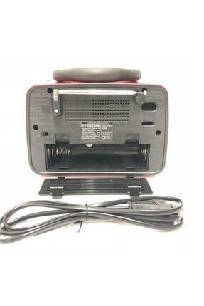 Everon Everton Rt-301 Nostalji Bluetooth Radyo ,usb, Sd , Mp3 Player 2