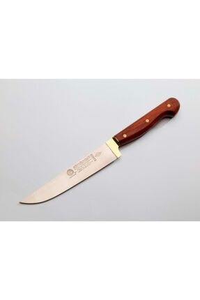 Sürdövbısa Sürmene İmalatı Ahşap Sap Ahşap Stand Organik Bıçak Seti 10 Lu 1