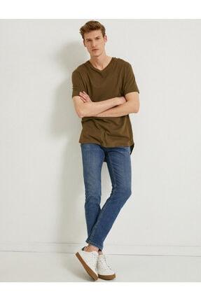 Micheal Skinny Fit Jean Pantolon - Indigo 1KAM43229MD