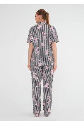 Suwen Martina Maskulen Pijama Takımı 2