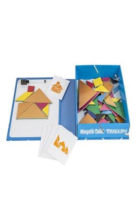 DF Toys Manyetik Tablet Tangram 3