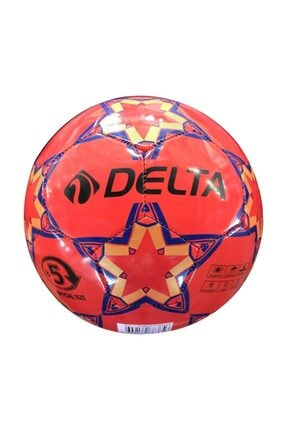 Delta Stapler 5 Numara Dikişli Futbol Topu 3