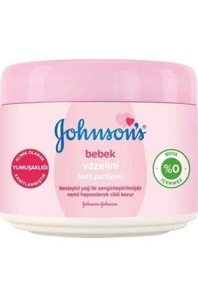 Johnson's Parfümlü Vazelin 100 ml 0