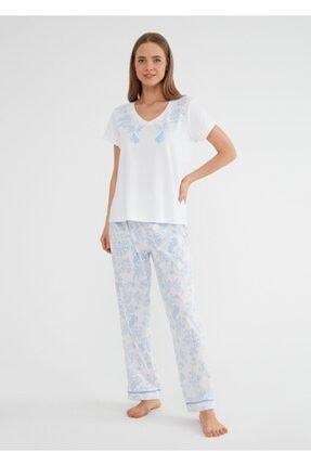 Suwen Laila Pijama Takımı 0