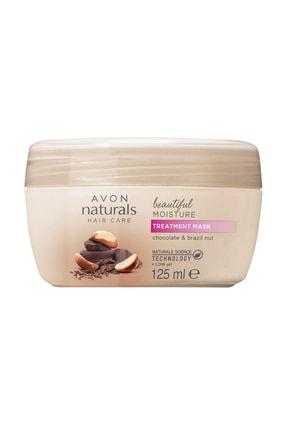 Avon Fas Argan Yağı Serum Ve Çikolata Brezilya Fındığı Saç Maskesi Paketi 2