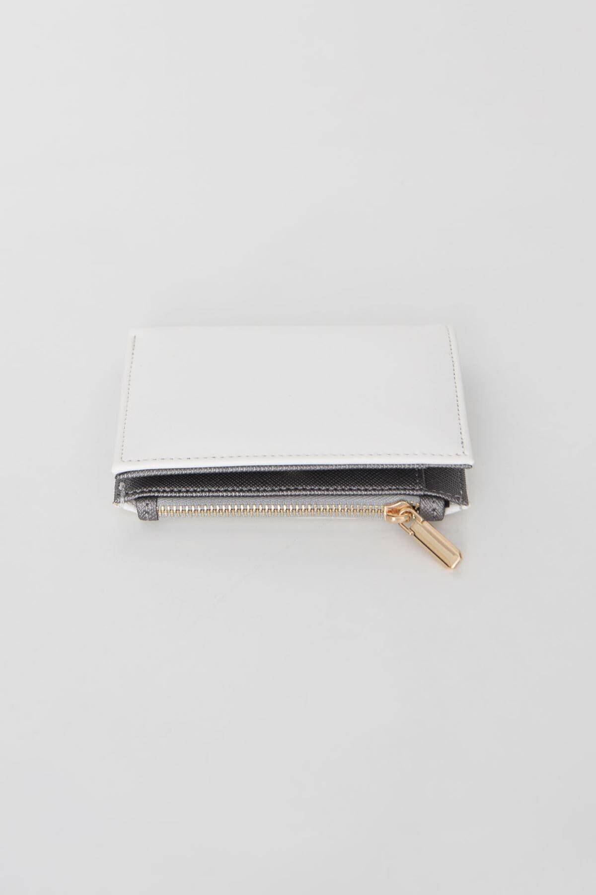 Addax Kadın Beyaz Cüzdan Czdn79 - F6 Adx-0000023259 3