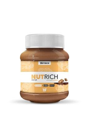 Nutrich Nutrition Nutrich Creamy Kakaolu Doğal Fıstık Ezmesi 350 gr 0