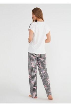 Suwen Martina Pijama Takımı 2