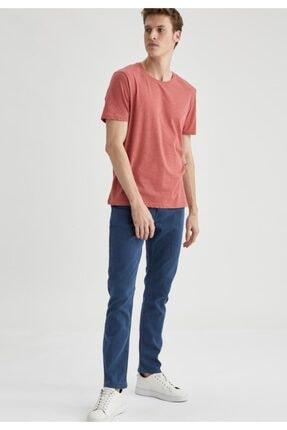 Defacto Sergio Regular Fit Normal Bel Boru Paça Jean Pantolon 1