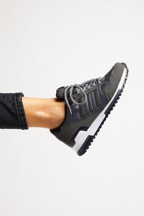 Tonny Black Füme Unisex Sneaker TB282-0 0