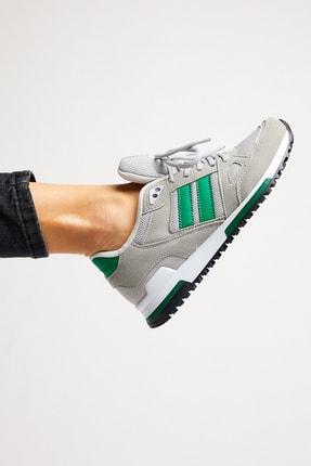 Tonny Black Unısex Gri Yeşil Spor Ayakkabı 0