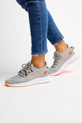 Tonny Black Unısex Buz Oranj Spor Ayakkabı Tbıdl 1
