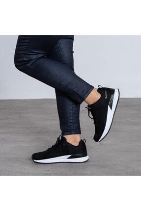 Picture of 100353825 Connect Siyah Tekstil Phylon Taban Hafif Rahat Erkek Sneakers