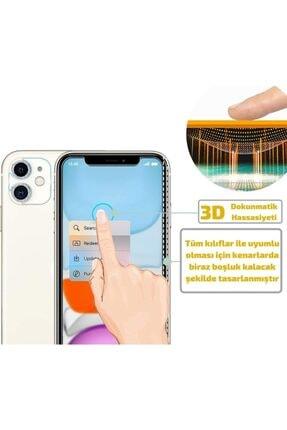 seMalp Iphone 11 Pro Uyumlu Şeffaf  9h Sertlikte Temperli Ekran Koruyucu Cam 2
