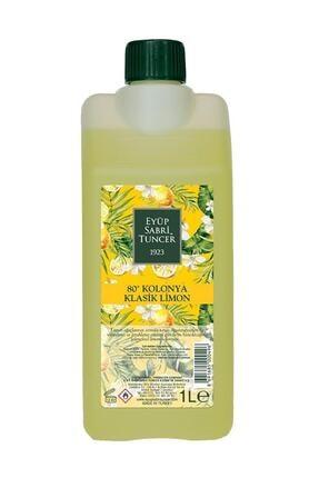 Eyüp Sabri Tuncer Limon Kolonyası 1lt Ped Bidon 2