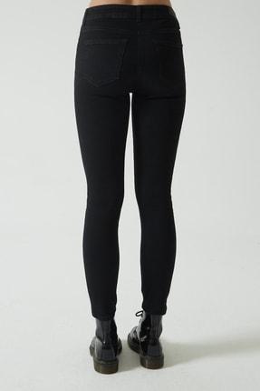 CROSS JEANS Judy Siyah Yüksek Bel Skinny Fit Jean Pantolon C 4521-026 2